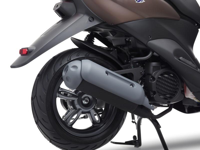 Yamaha Neos 4 2016