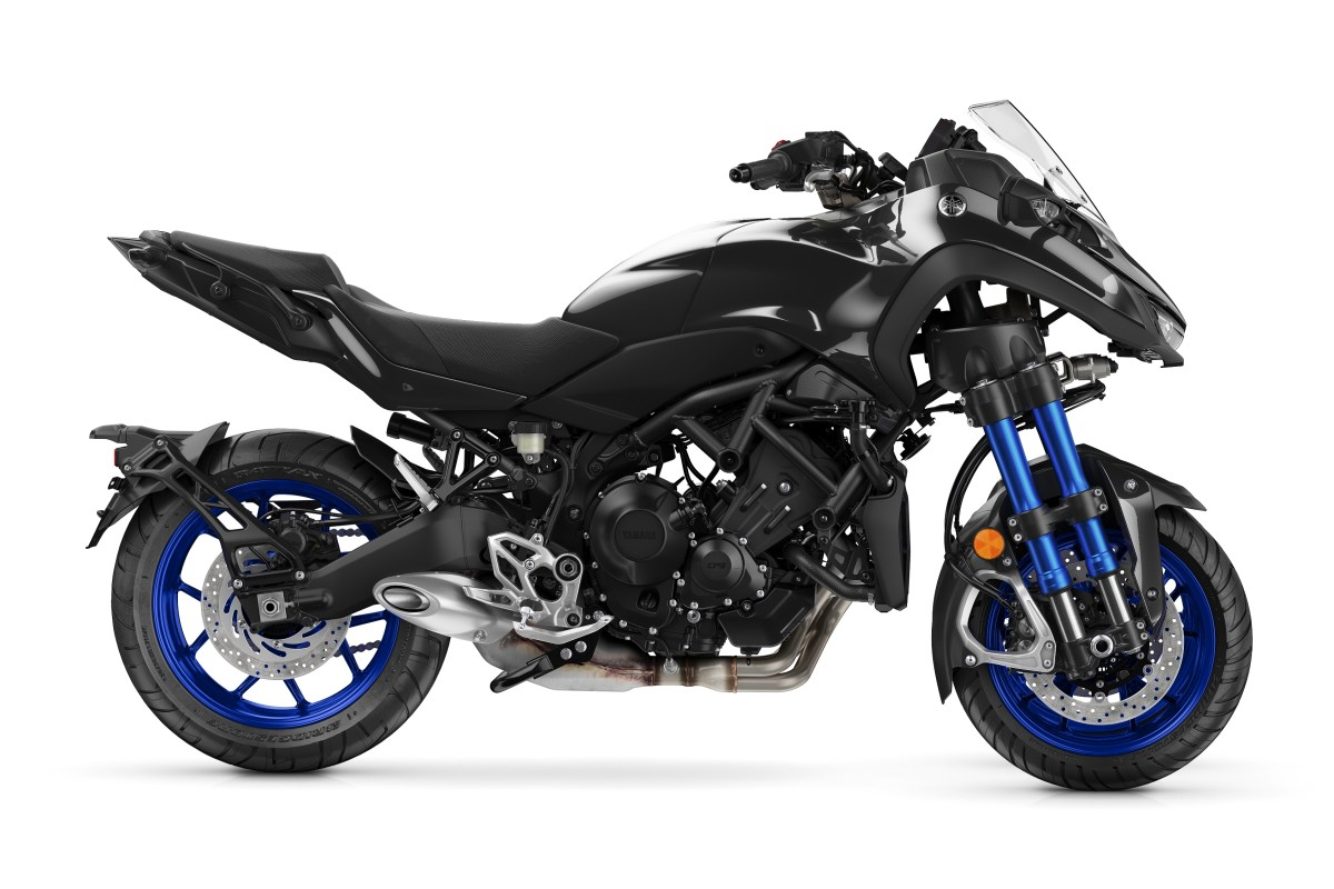 Tech Graphite Niken