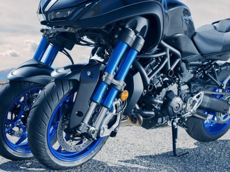 Yamaha Niken 2019