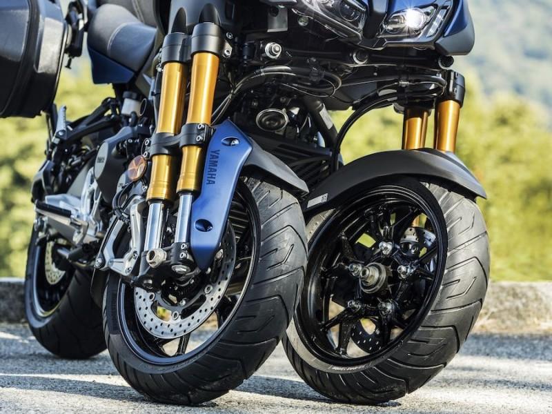 Yamaha Niken GT 2019