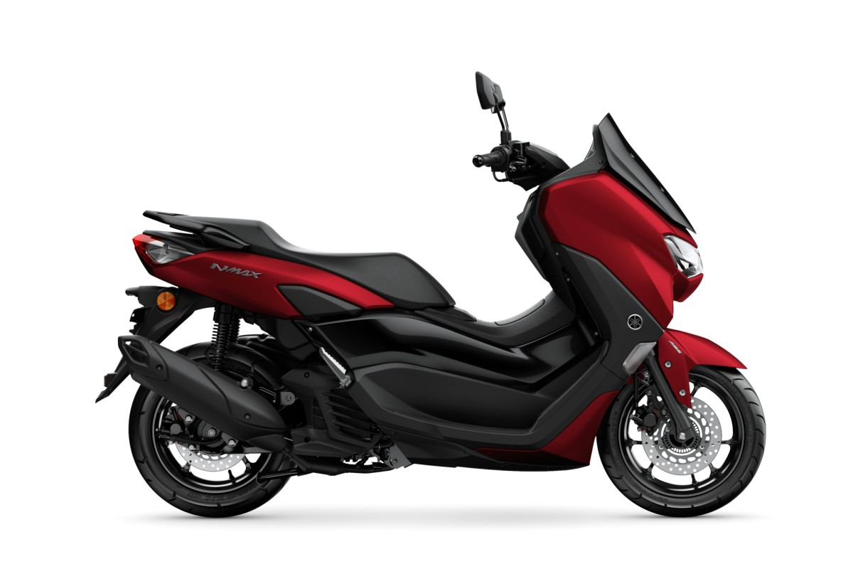 Anodised Red NMAX 125