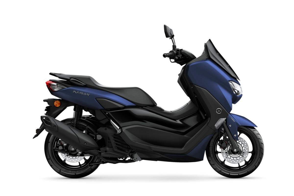 Phantom Blue NMAX 125