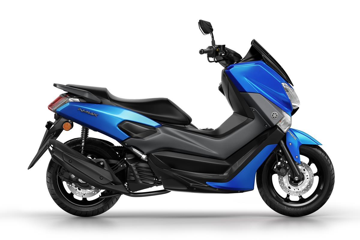 Viper Blue NMax125 ABS