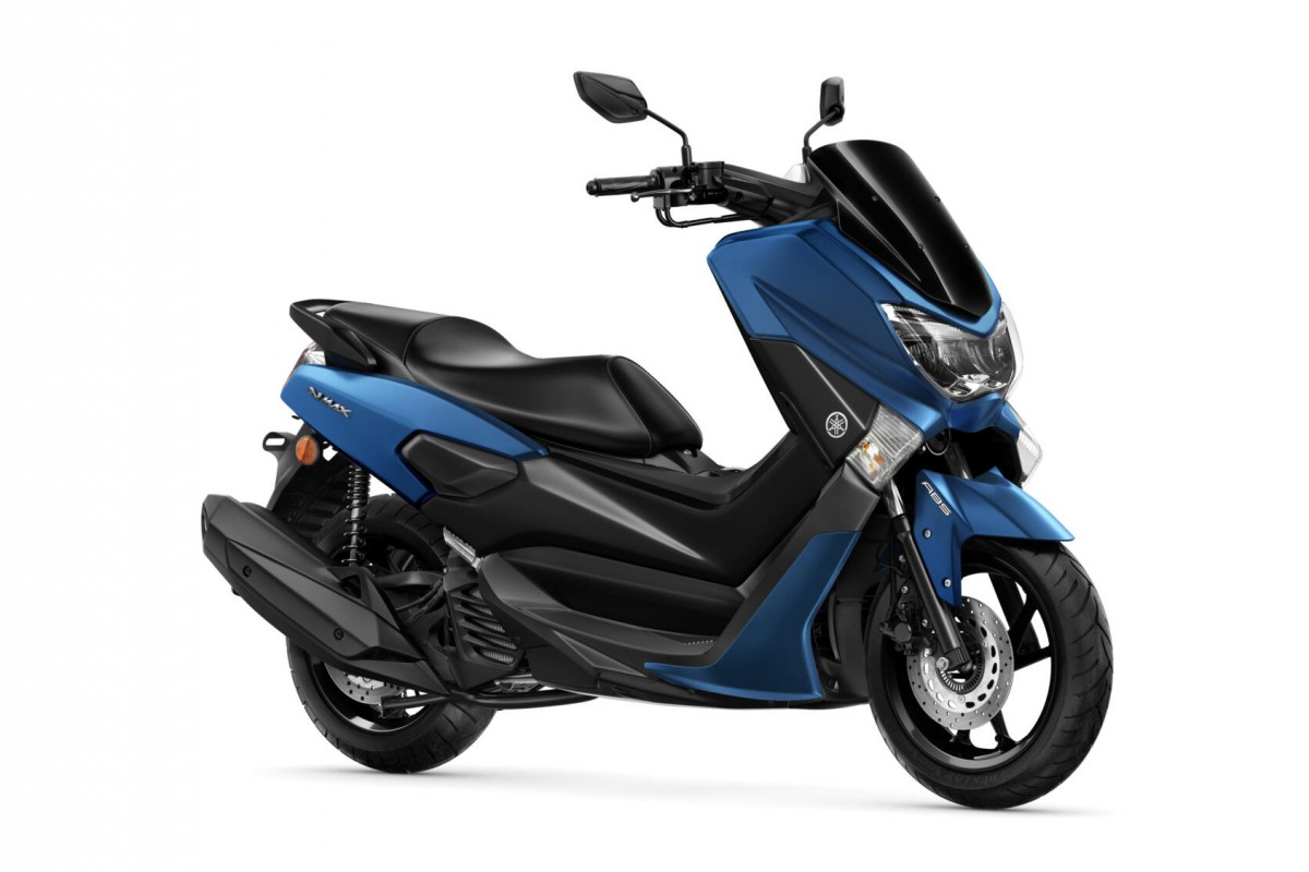 Phantom Blue NMAX 125