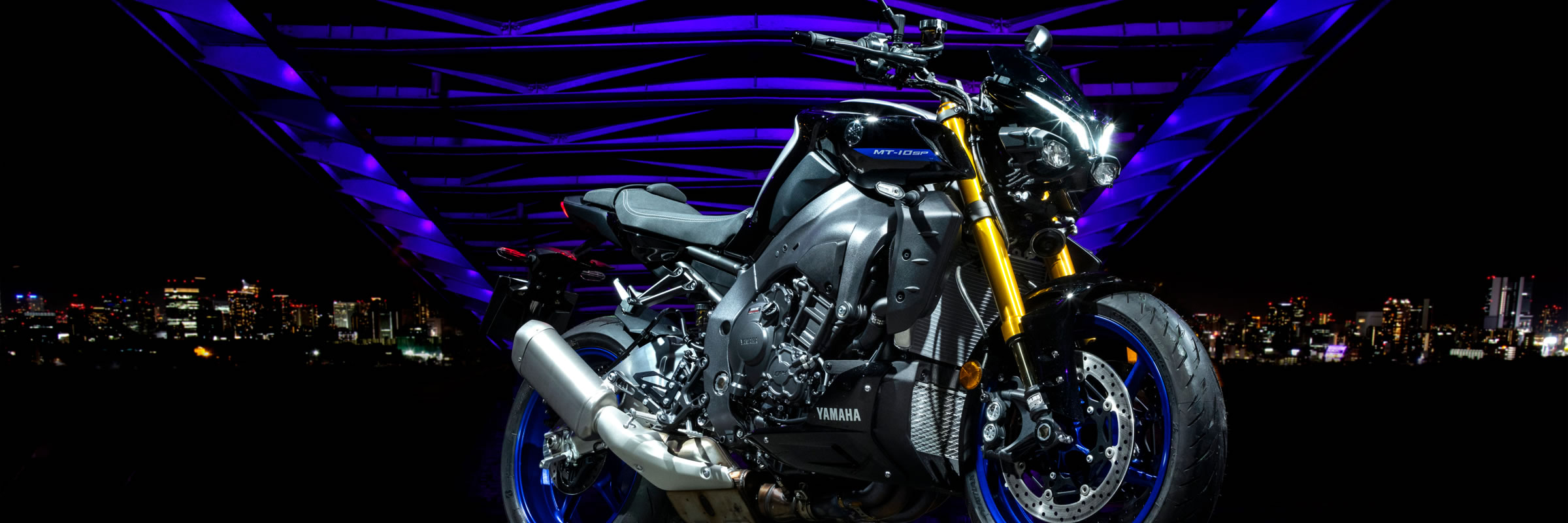 YZF-R1  Developed without compromise and constructed with the most sophisticated engine and chassis technology, the new YZF-R1 is the ultimate Yamaha supersport.