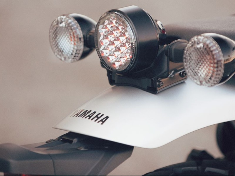 Yamaha SCR950 2017