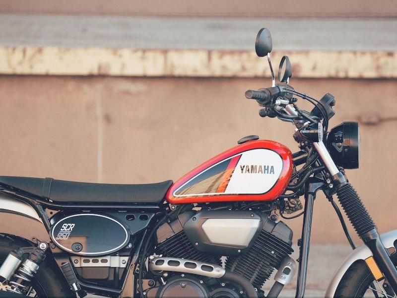 Yamaha SCR950 2020