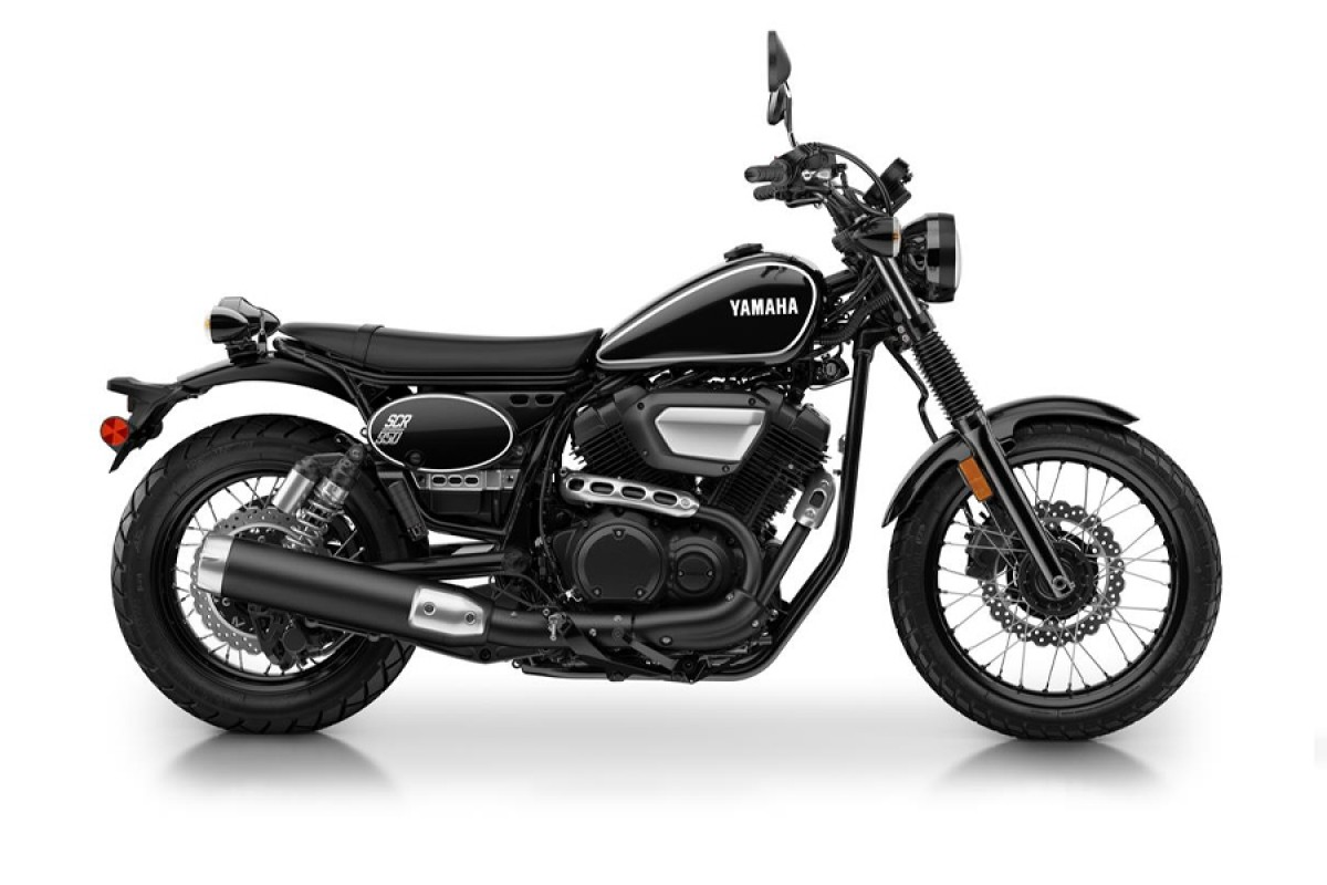 Yamaha Black SCR950
