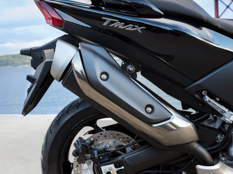 Yamaha TMAX 530 2018