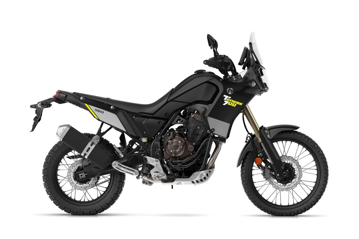 Power Black Tenere 700