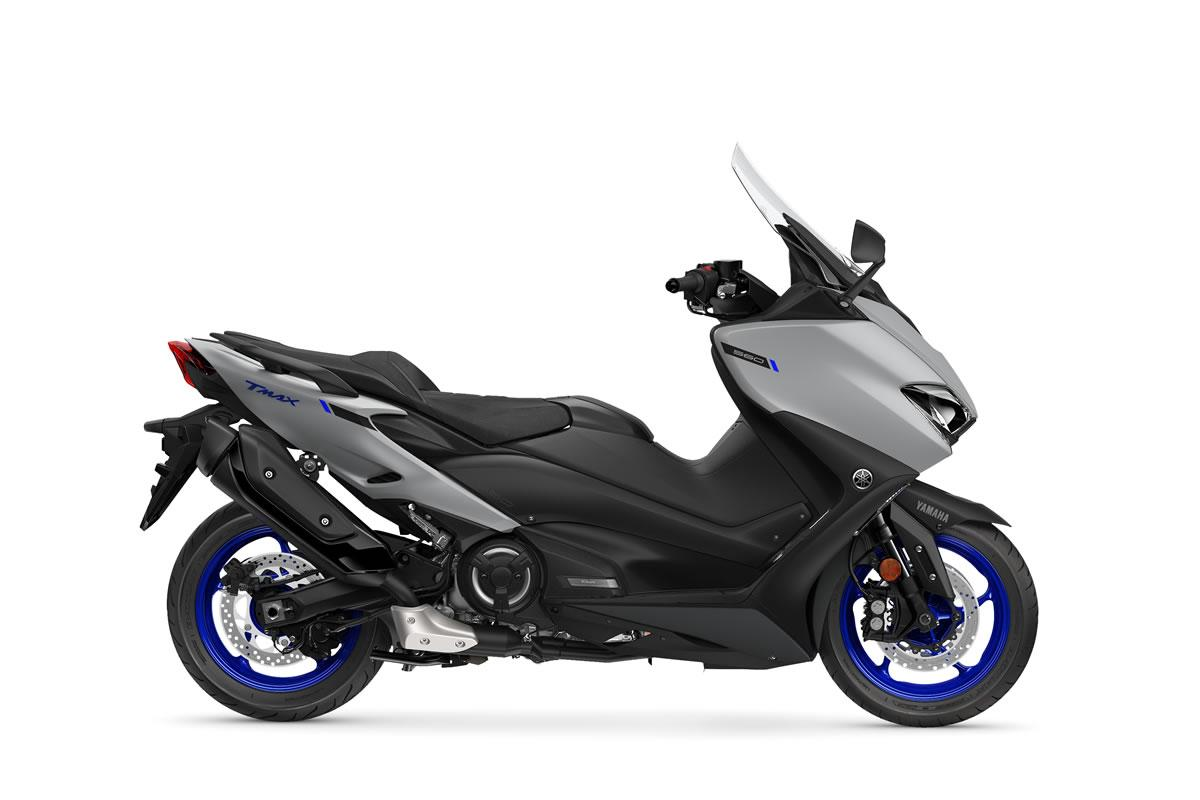 New Yamaha TMAX 560