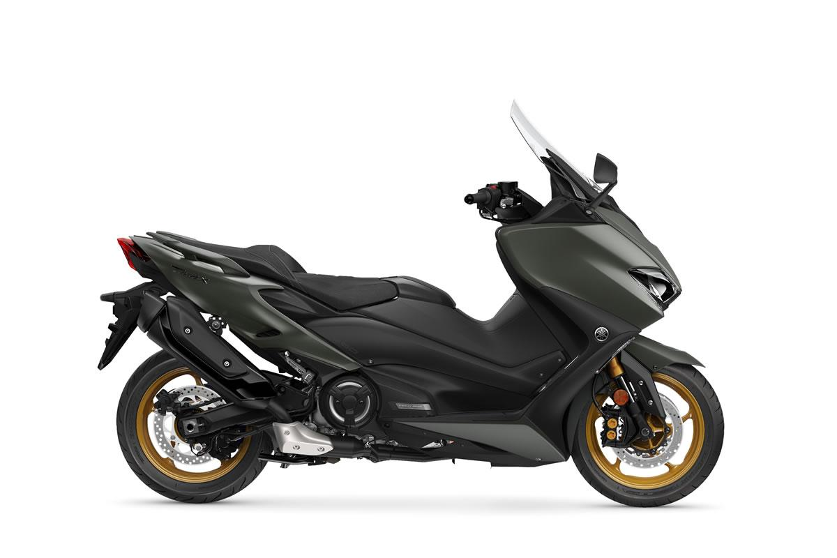New Yamaha TMAX 560 DX TECH MAX