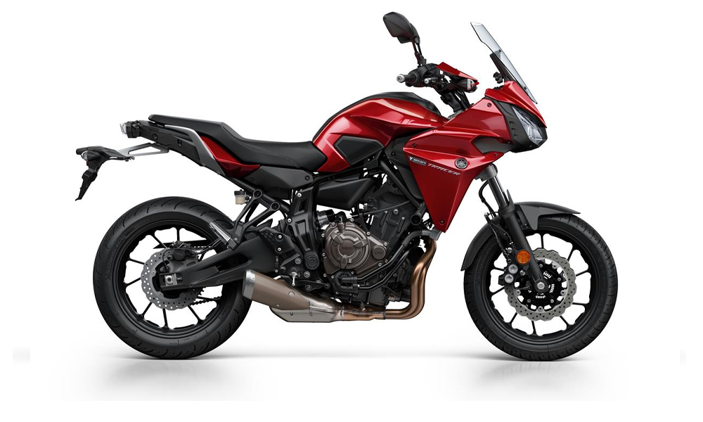 Racing Red Tracer 700