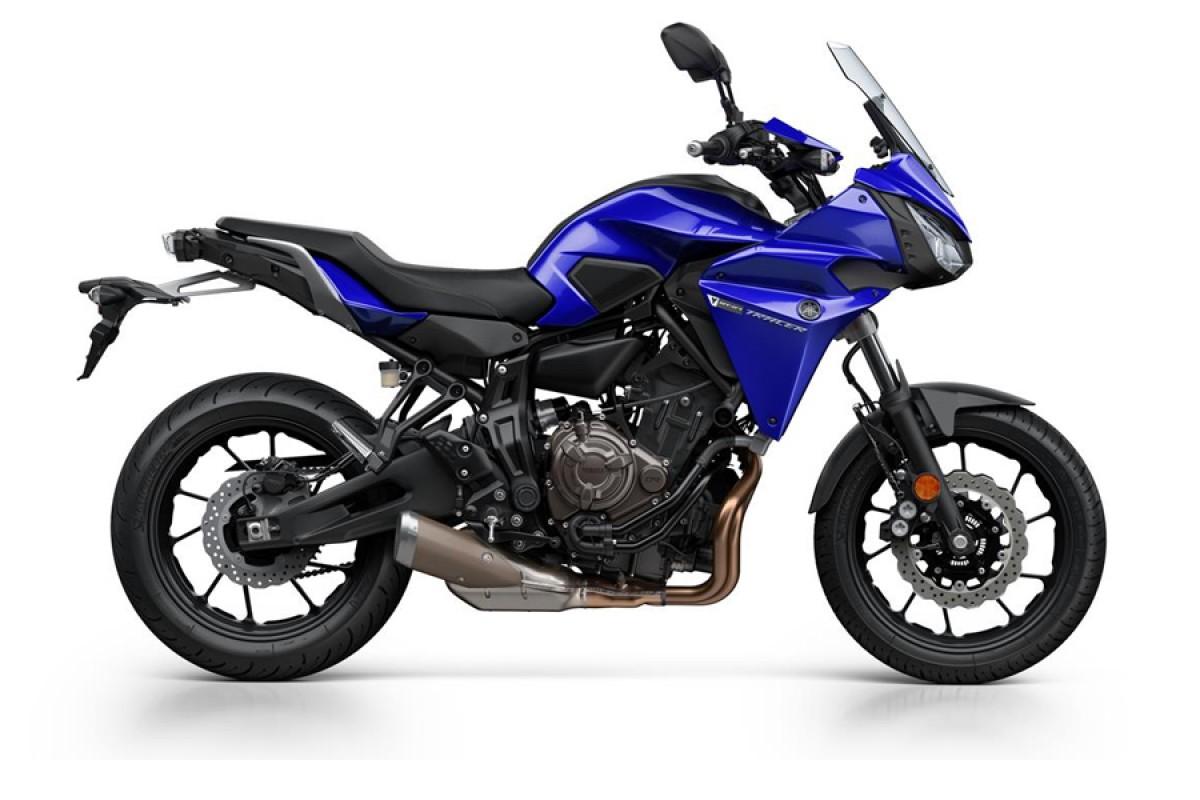 Yamaha Blue Tracer 700