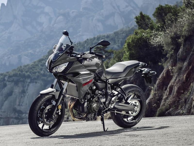 Yamaha Tracer 700 2019
