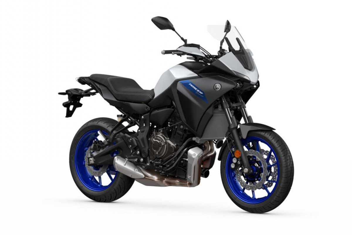 Icon Blue Tracer 700