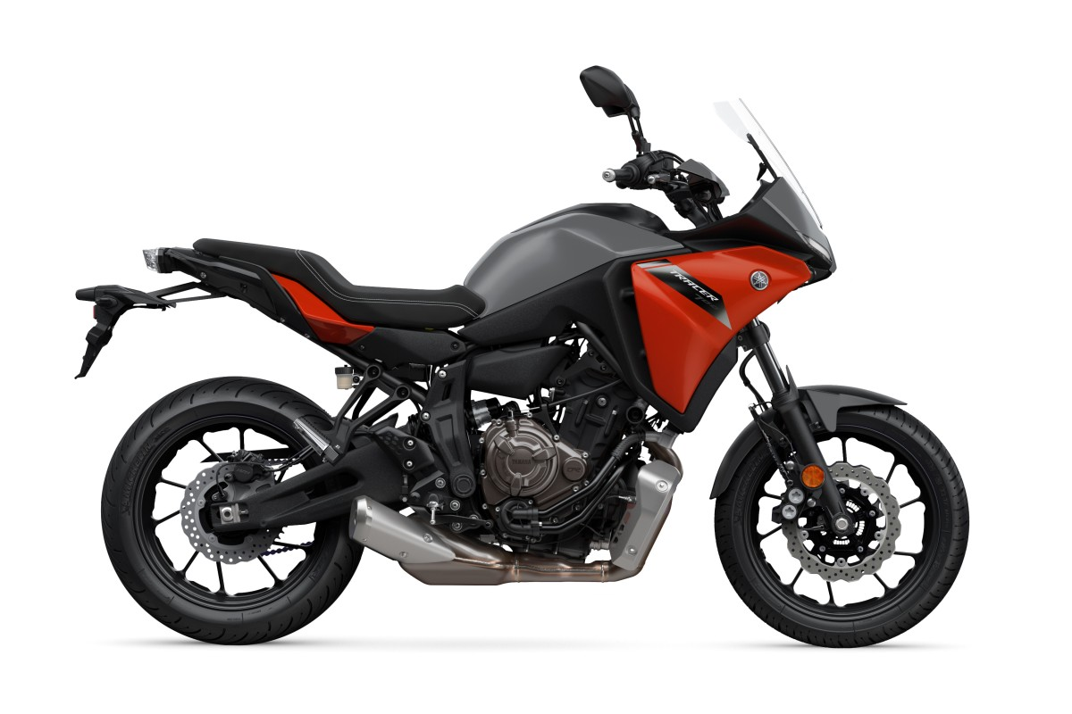 New Yamaha Tracer 700