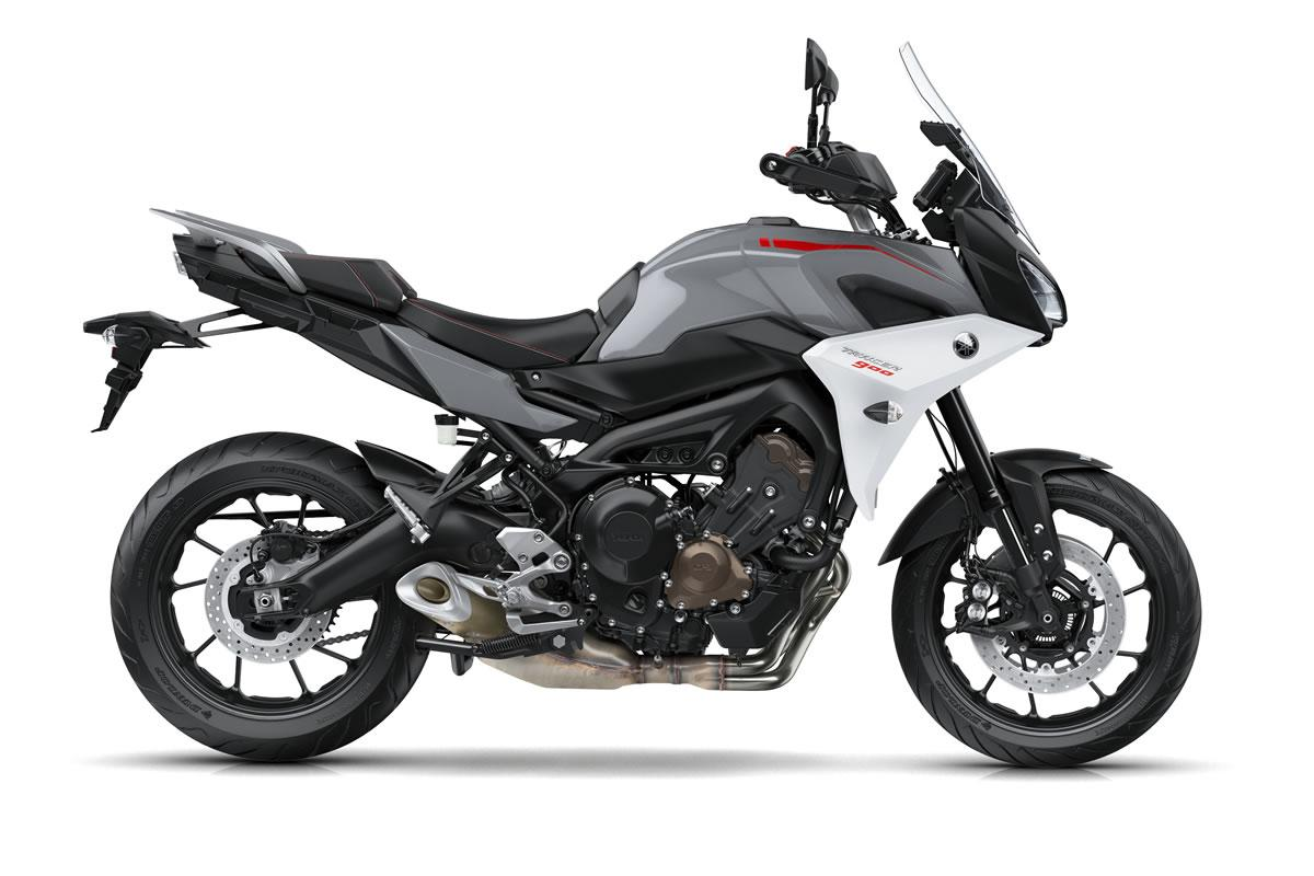 New Yamaha Tracer 900