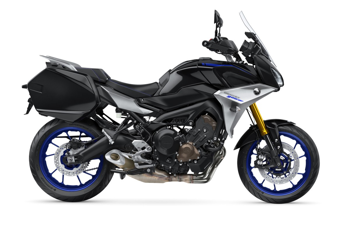 Icon Black Tracer 900 GT