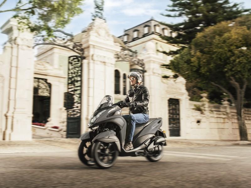 Yamaha Tricity 125 2018 2018
