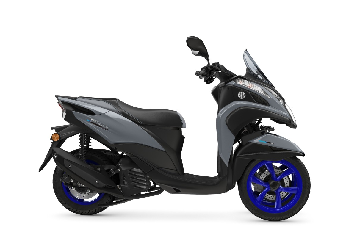 Icon Grey Tricity 125