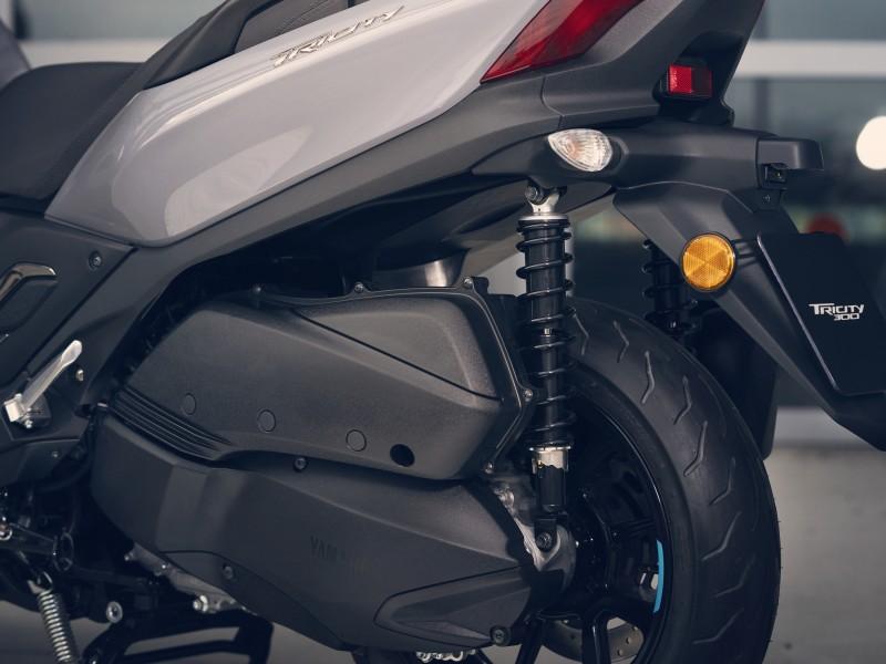 Yamaha Tricity 300 2020