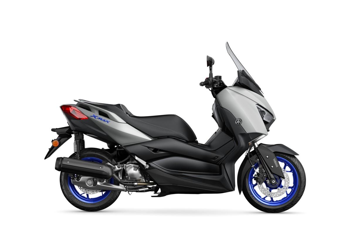 Icon Grey XMAX 125