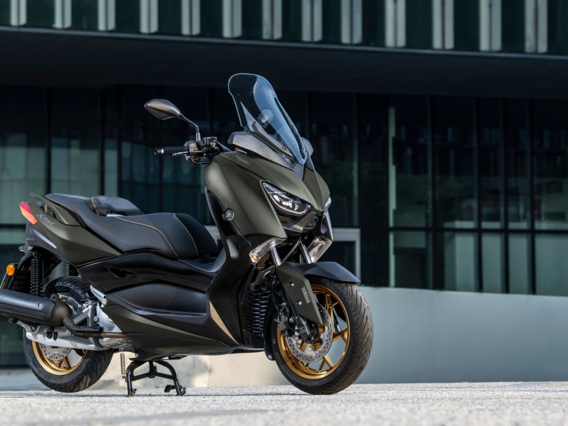 Yamaha XMAX 125 Tech Max 2021