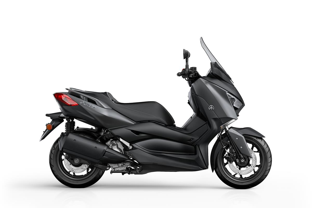 New Sonic GreyYamaha X Max 300 ABS