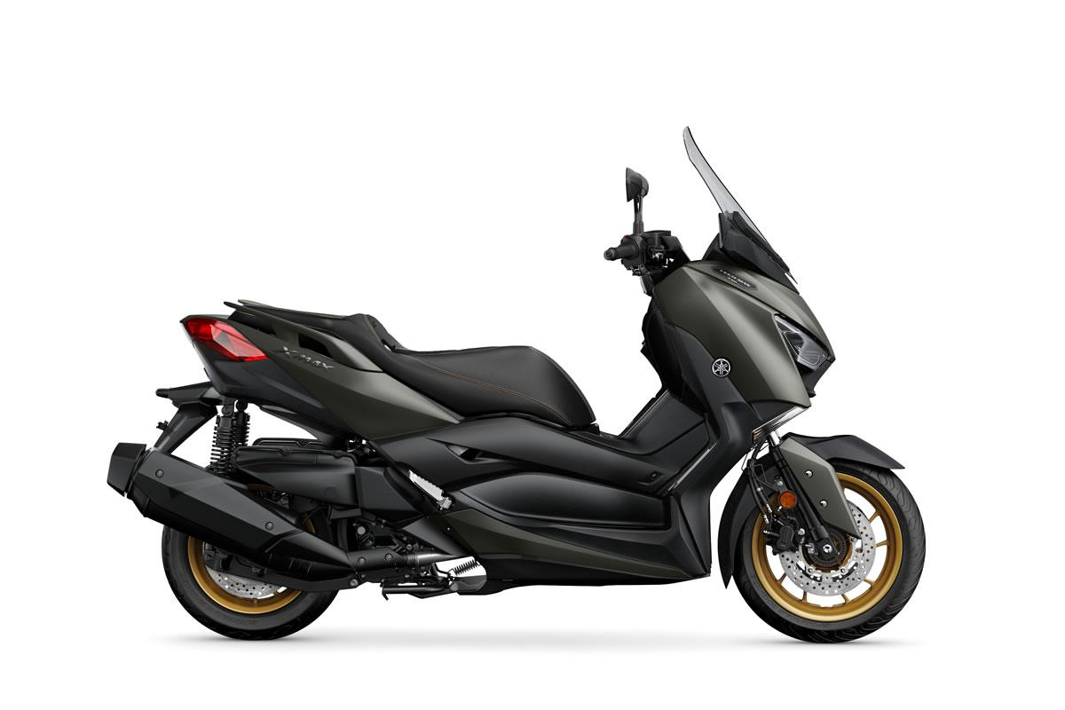 New Yamaha XMAX 400 Tech Max