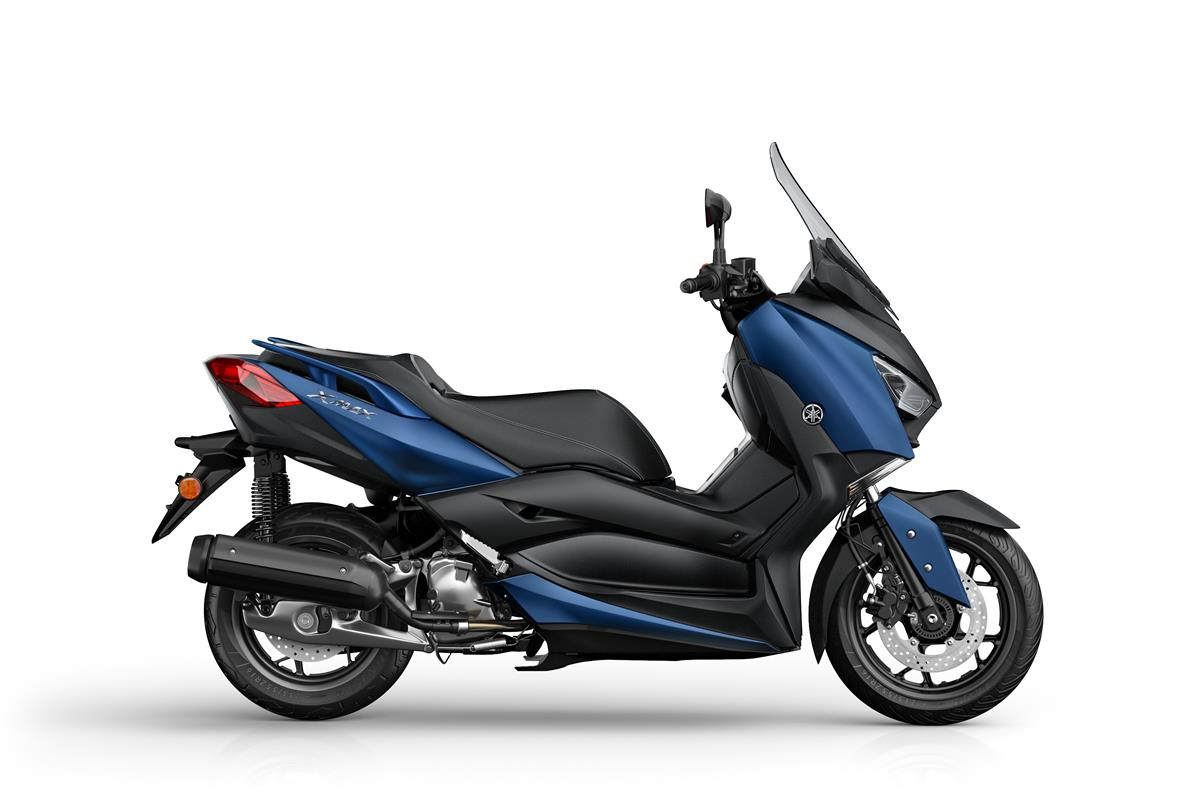 New Phantom BlueYamaha XMAX 125 ABS