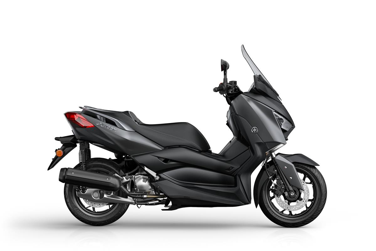 Sonic Grey XMAX 125 ABS