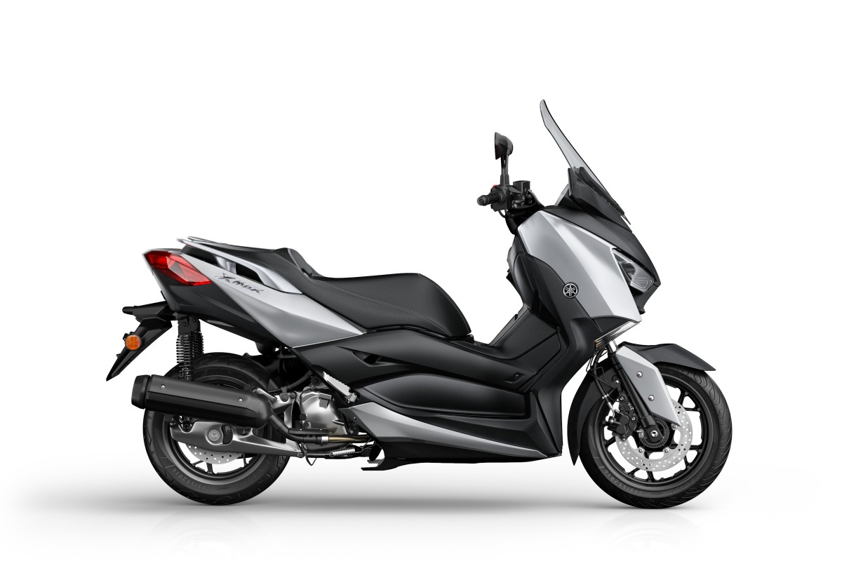 Blazing Grey XMAX 125