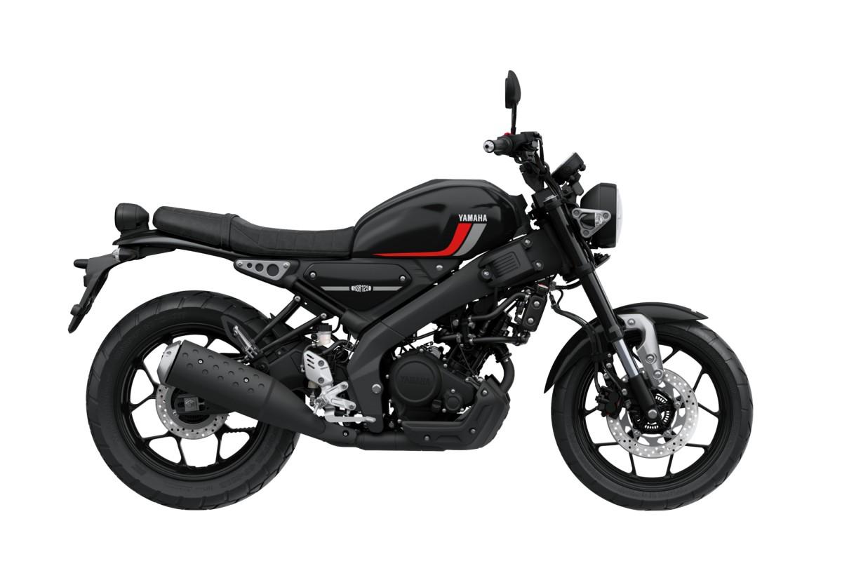 Tech Black XSR125