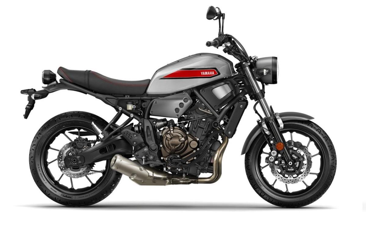 Garage Metal XSR700