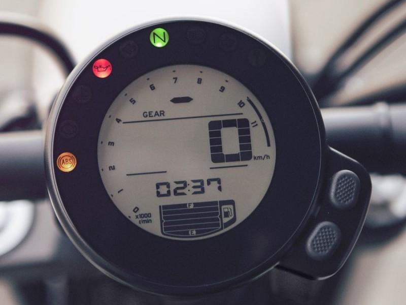 Yamaha XSR700 2019