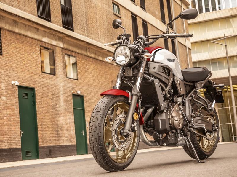 Yamaha XSR700 2020