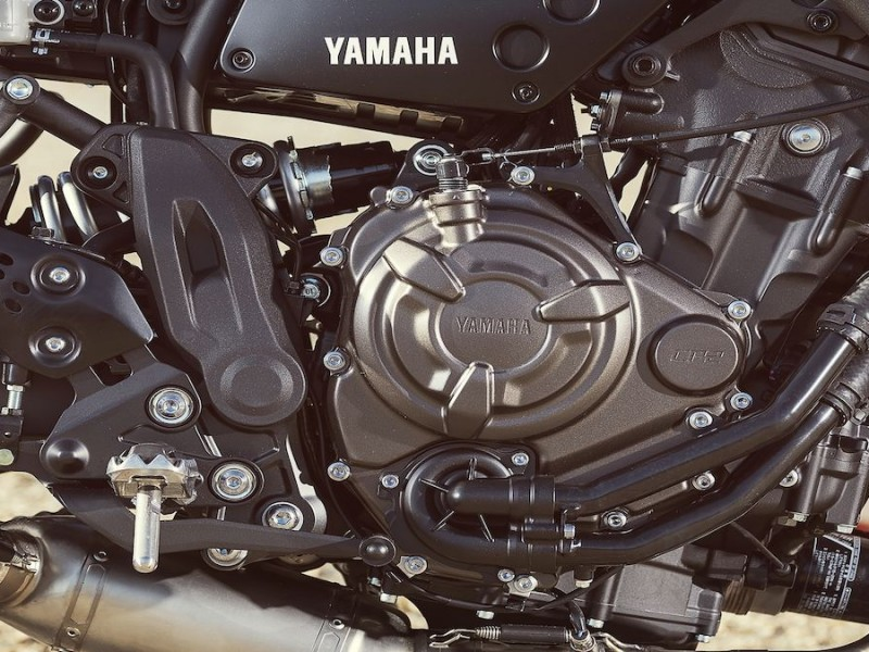 Yamaha XSR700 X Tribute 2019