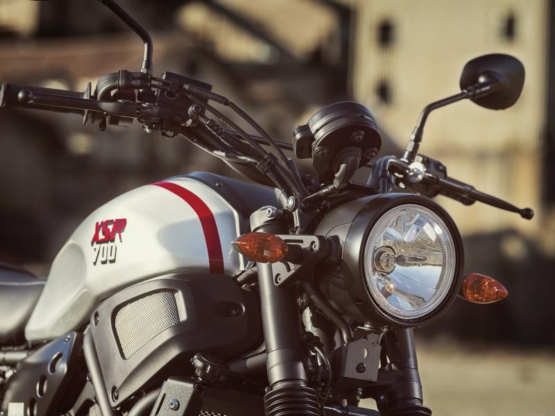 Yamaha XSR700 XTribute 2020