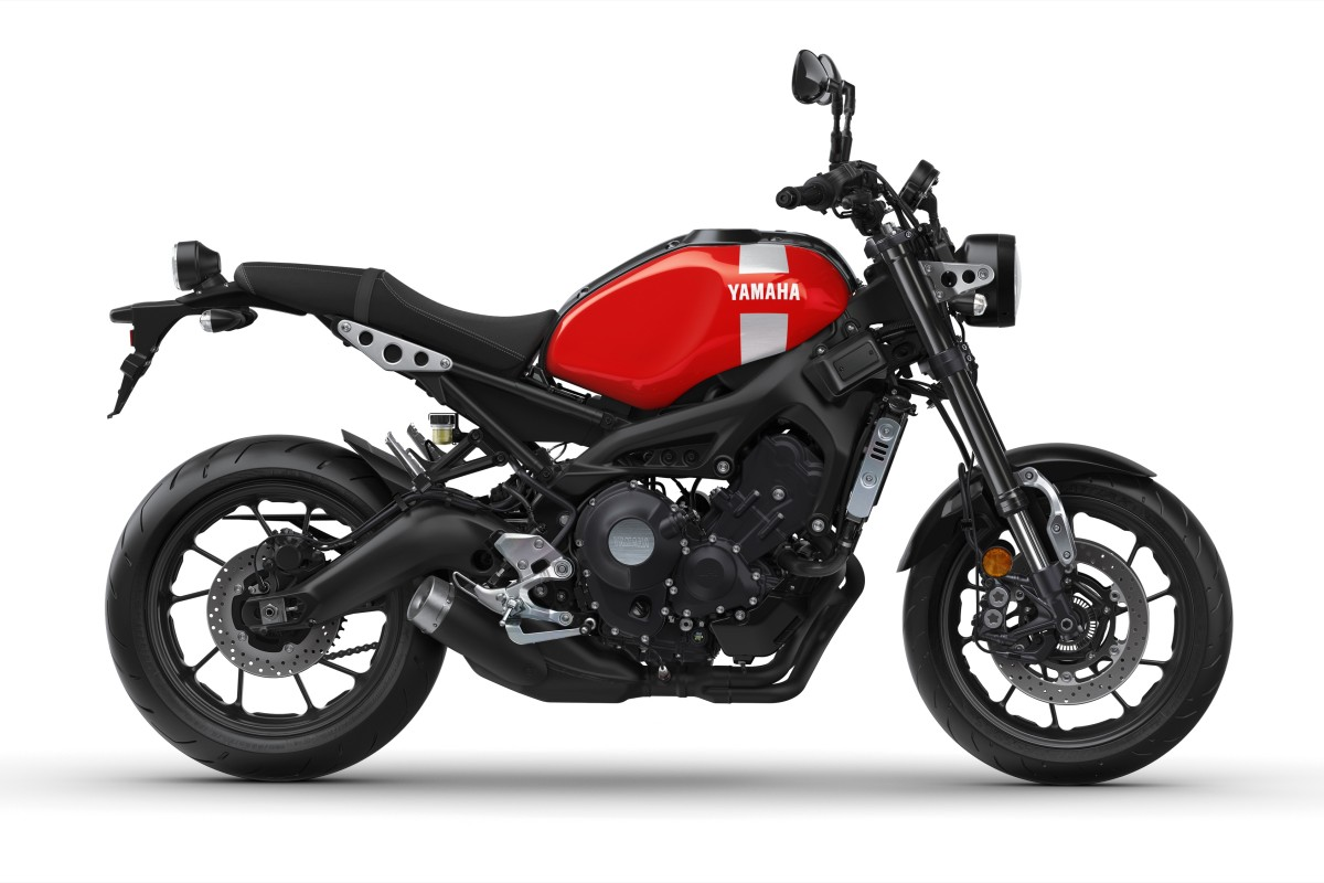 Racing Red XSR900