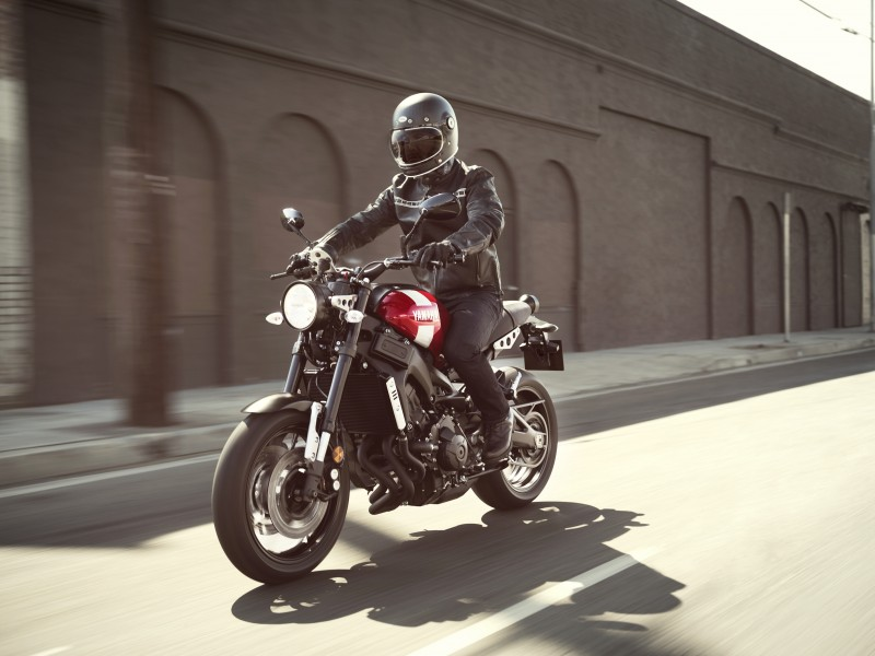 Yamaha XSR900 2018