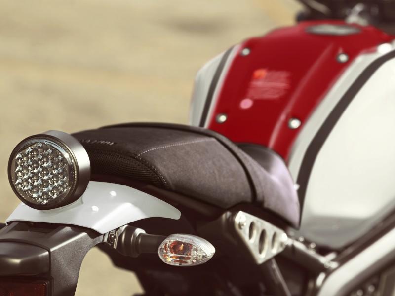 Yamaha XSR900 2020