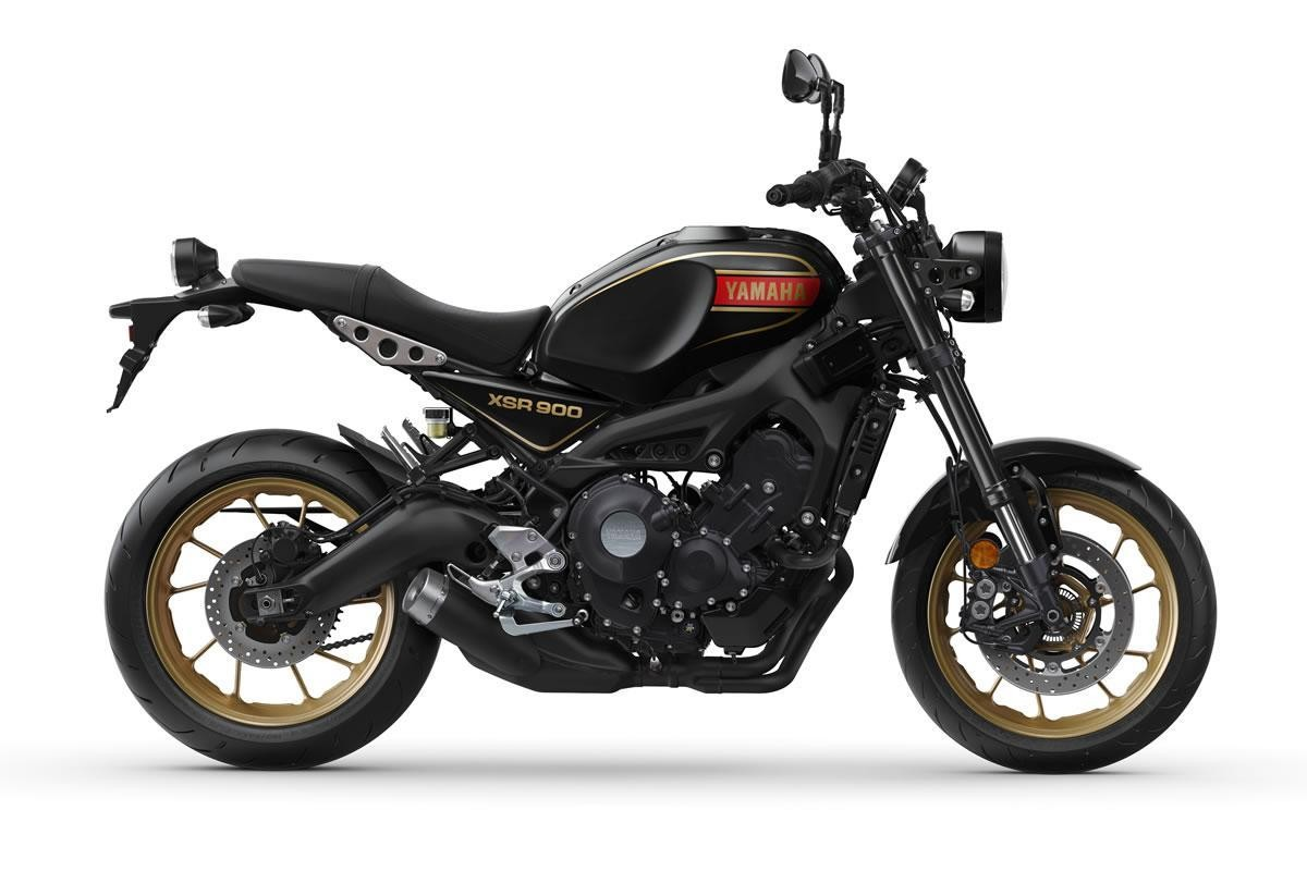 Yamaha XSR900 SE