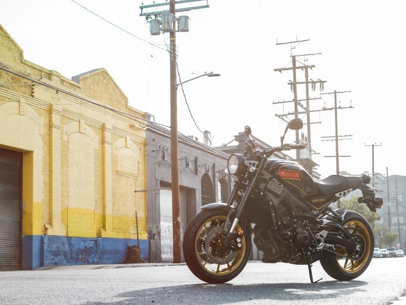 Yamaha XSR900 SE 2020
