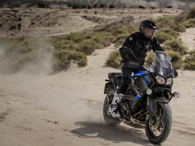 Yamaha XT1200Z Super Tenere 2017