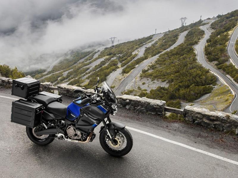 Yamaha XT1200ZE Super Tenere 2018