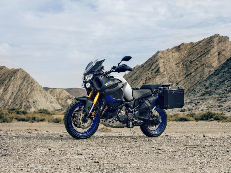 Yamaha XT1200ZE Super Tenere Raid Edition 2020