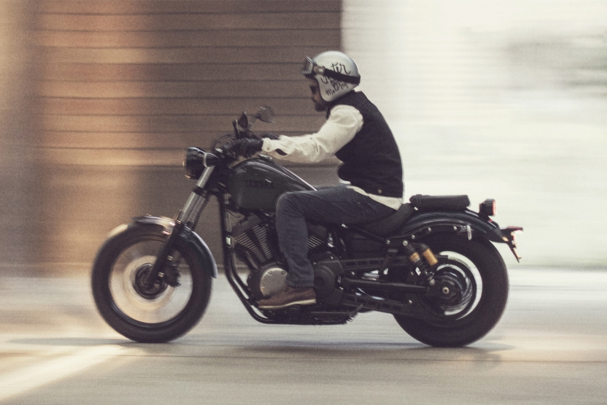 Yamaha XV950R Racer