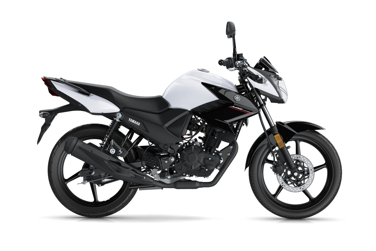 Competition White YS125