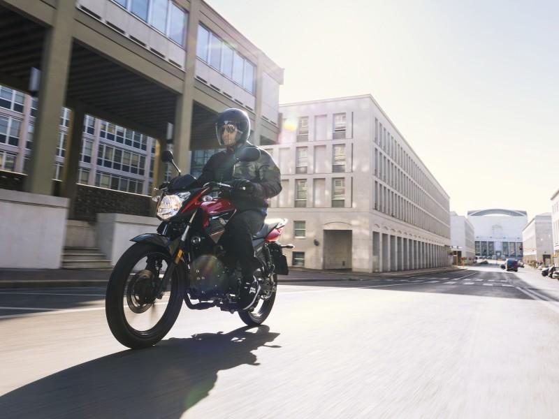 Yamaha YS125 2019